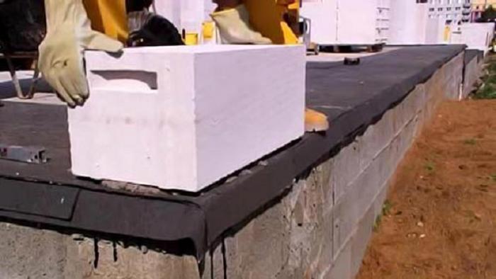 Как строить дом из газоблока своими руками