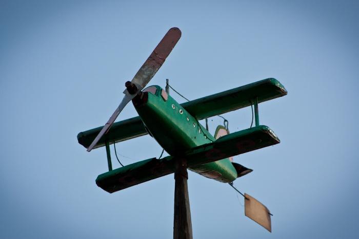 Флюгер самолет своими руками из дерева фото 840