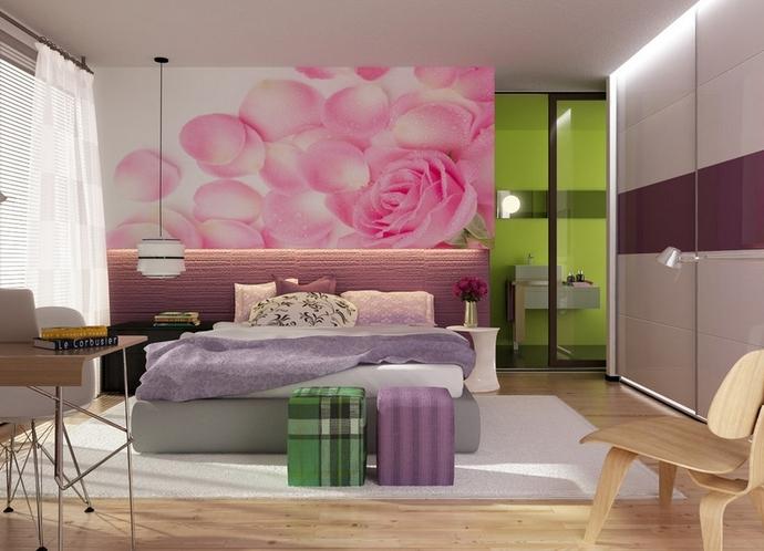 værelse til piger