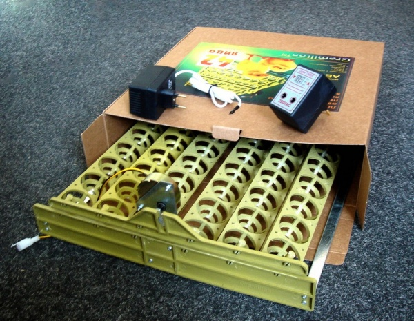 Контроллер для инкубатора своими руками 157