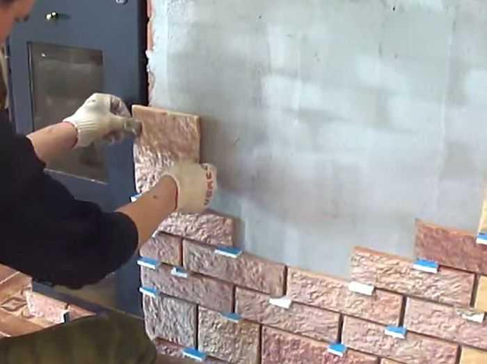 Облицовка керамической плиткой своими руками 37