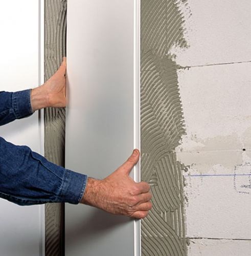 Отделка стеновыми панелями своими руками