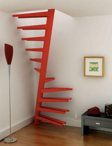 деревянная лестница на чердак фото