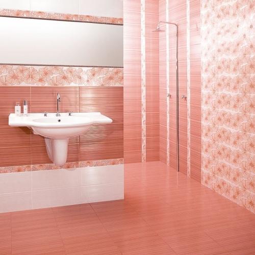 jugend badezimmer pink
