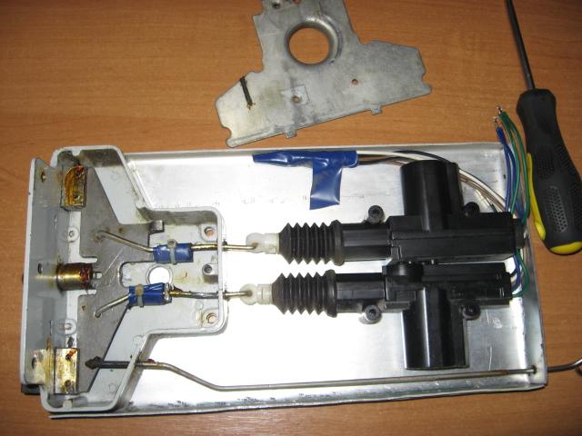 Дверь с электроприводом своими руками 843