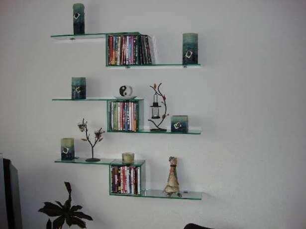 навесные книжные полки своими руками фото