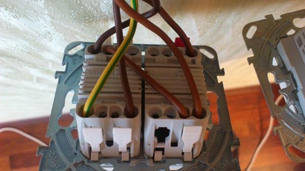 Как из выключателя сделать переключатель 2