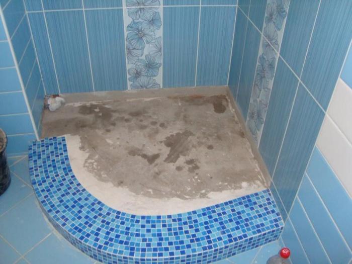 Ремонт своими руками душа в ванной 340
