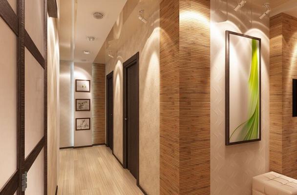 фото коридор в квартире
