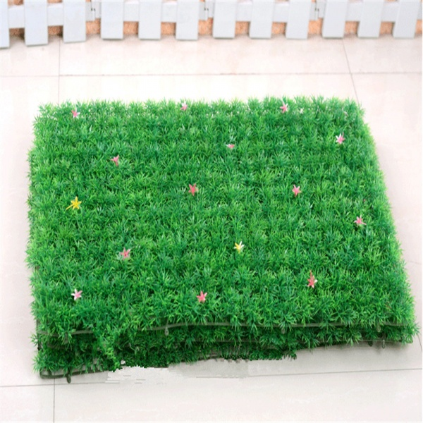 Как сделать искусственный газон своими руками