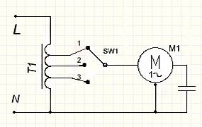 Регулятор скорости вращения двигателя схема фото 405
