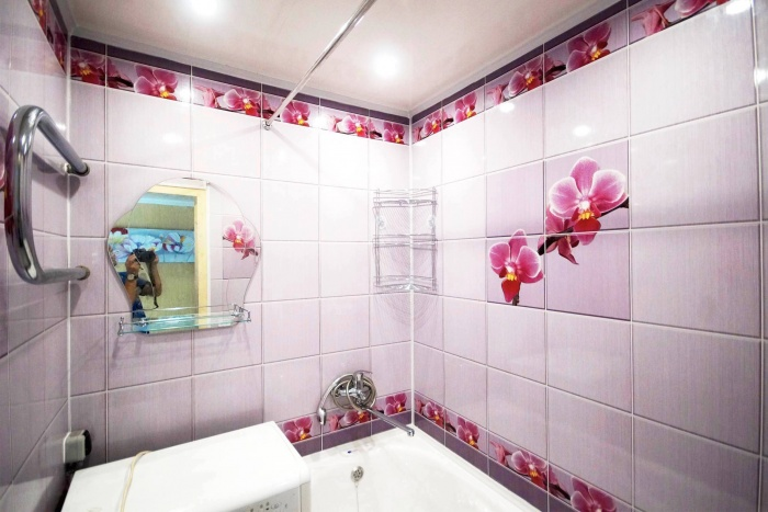 Панели пластиковые для ванной дизайн ванной комнаты