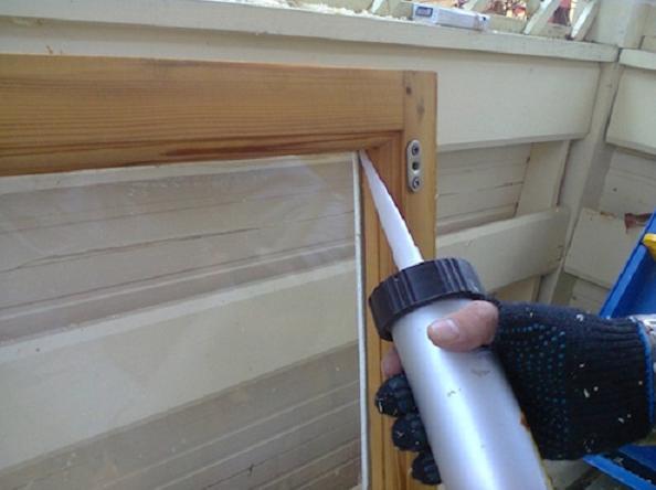Шведская технология ремонта и утепление деревянных окон.