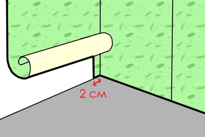 Как правильно поклеить обои виниловые на флизелиновой