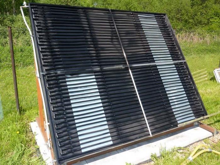 Фото солнечных батарей своими руками
