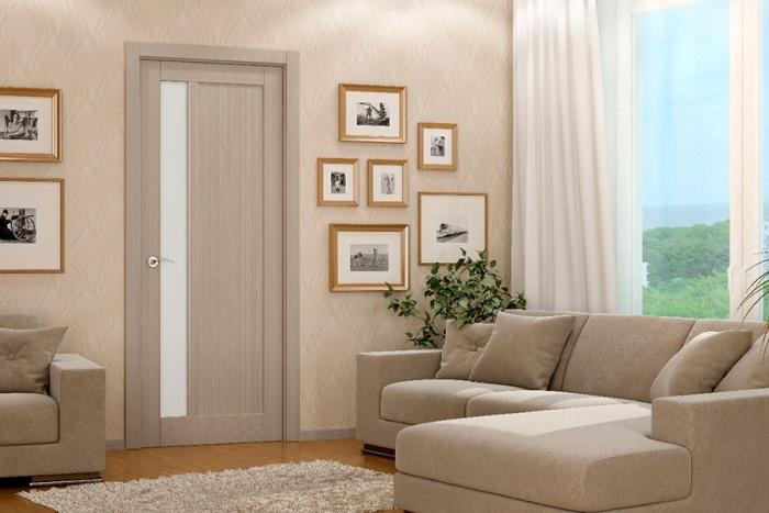 входные двери внутренняя отделка шпон