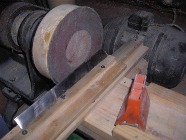 Заточный станок для ножей своими руками