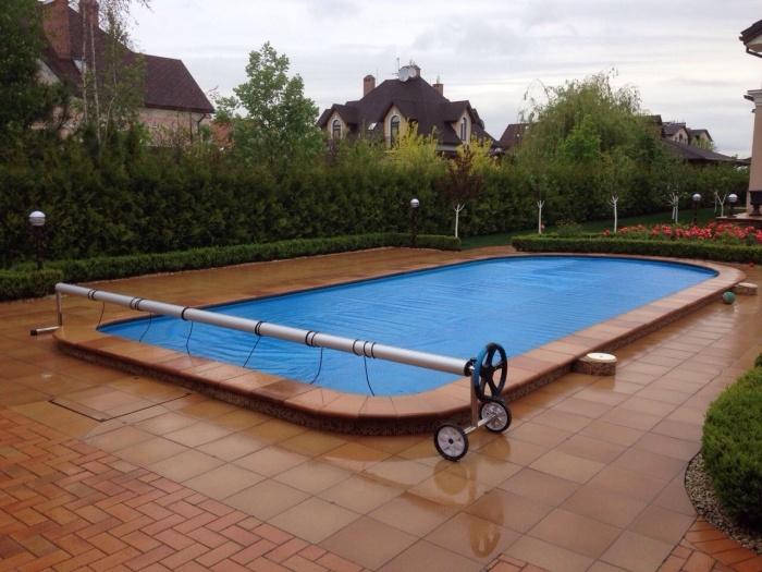 Как выстроить своими руками бассейн на даче