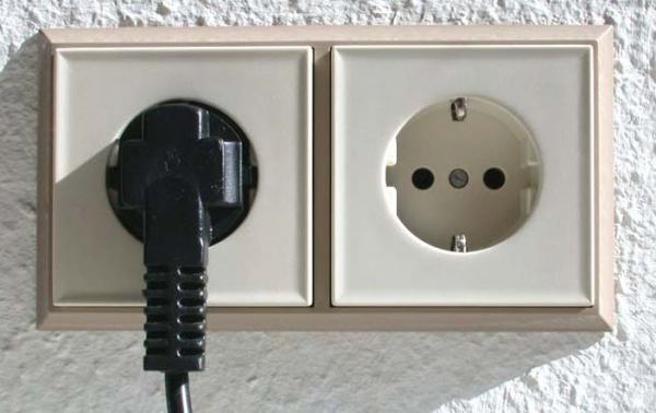 электрическая розетка
