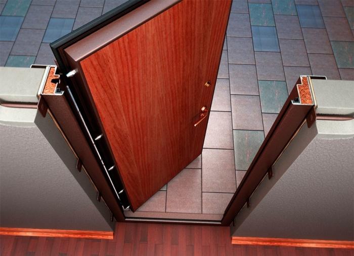 изготовление металлический дверей для школ
