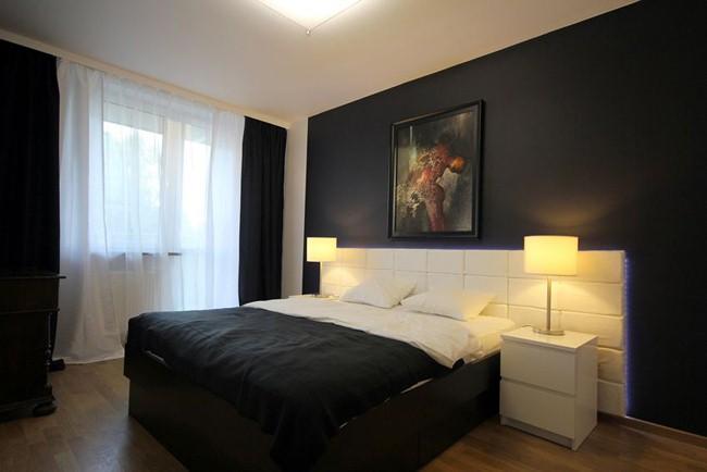 Дизайн спальня минимализм