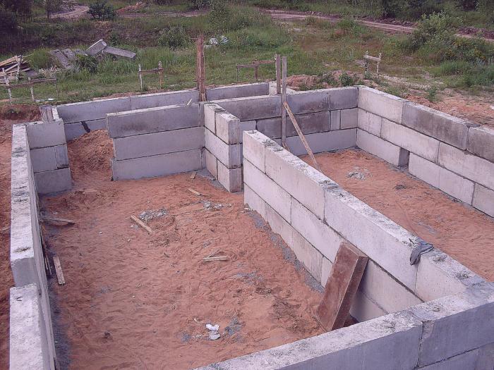 Как сделать фундамент для дома своими руками 92