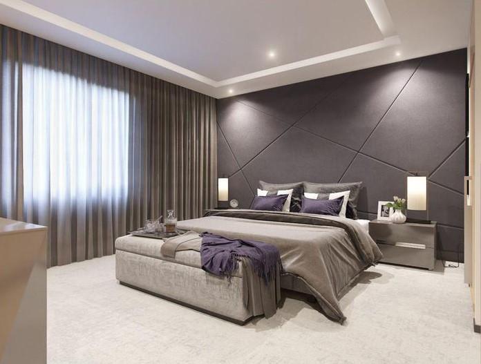 Спальня хай тек дизайн фото