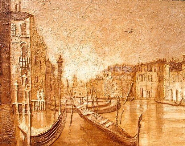 Декоративная венецианская штукатурка своими руками