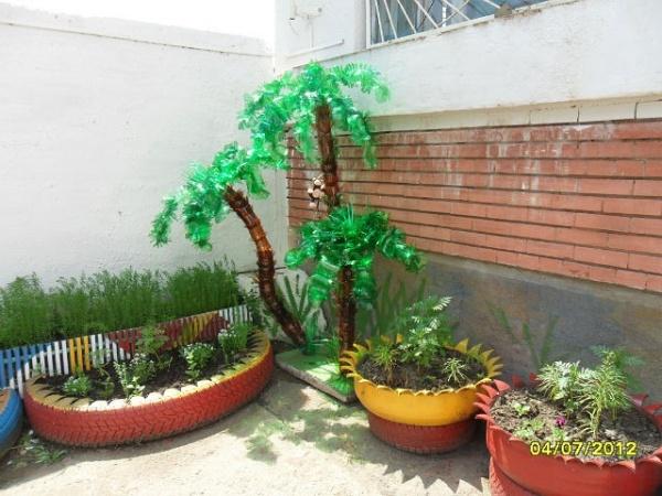 Поделки для двора частного дома своими руками