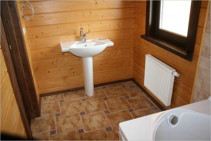 Гидроизоляция деревянного пола под плитку в ванной комнате материалы мастика битумная синзатим цена
