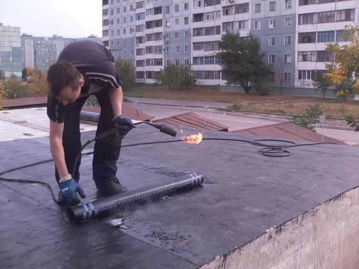 Из подвала гидроизоляция плит перекрытия