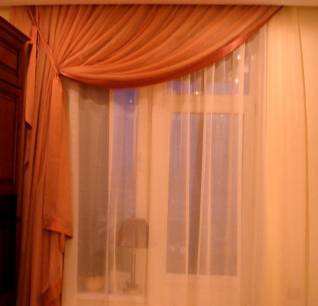 Виды гардин для штор