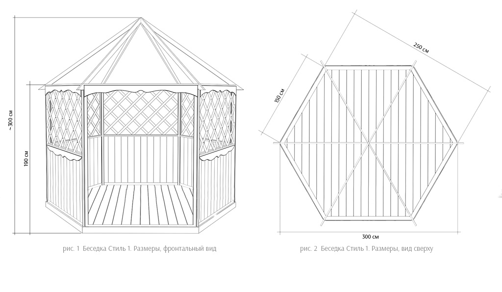 Беседка 3х3 своими руками чертежи и размеры схемы 53