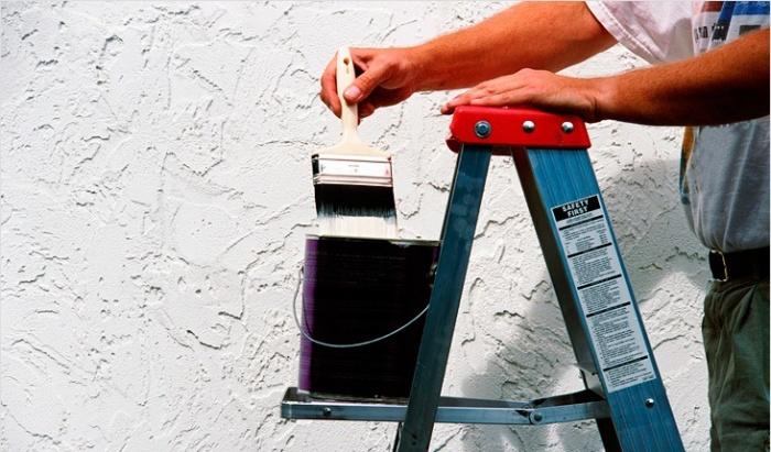 Штукатурим стены под покраску своими руками 40