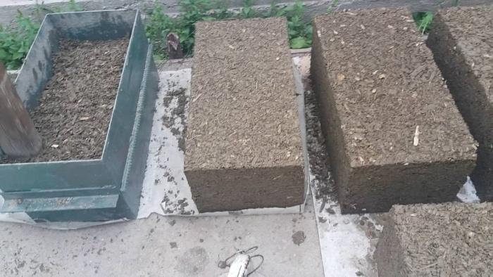 Арболитовые блоки в домашних условиях своими руками фото 862