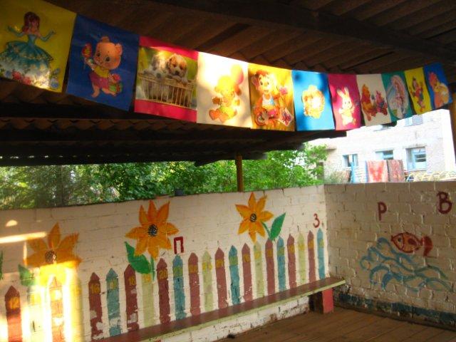 Поделки для веранды в детском саду