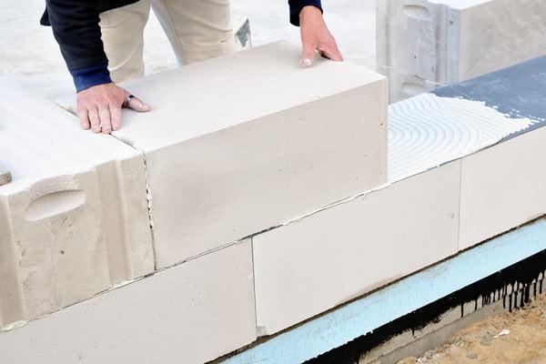 Блоки из ячеистого бетона своими руками