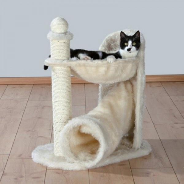 Как обшить домик для кошки своими руками