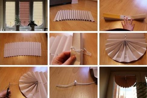 Занавески в спальню  идеи дизайна штор в спальне