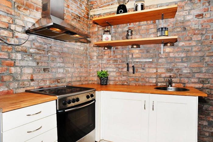 Отделка стен на кухне варианты своими руками