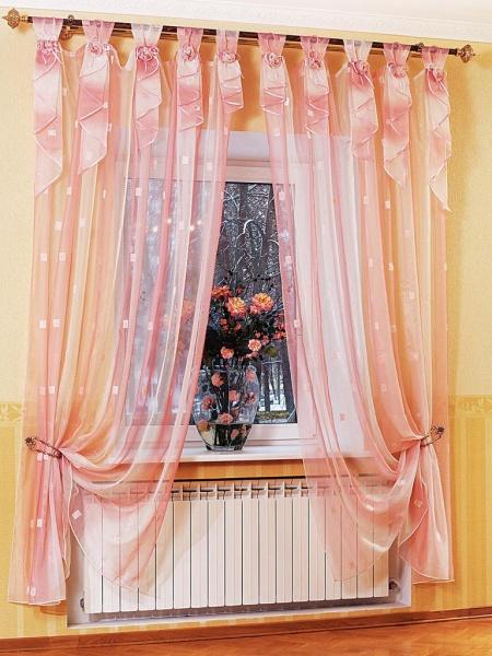 Шитье штор своими руками выкройки