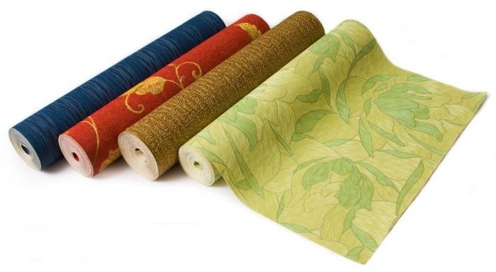 Чем отличаются обои на бумажной и флизелиновой основе