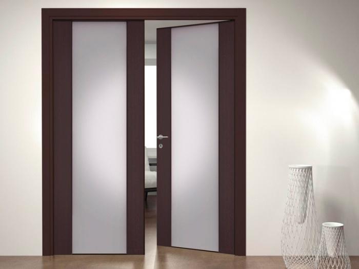 Дверь двухстворчатая межкомнатная размеры
