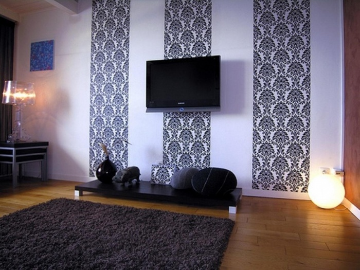 Feature wall ideas for living room