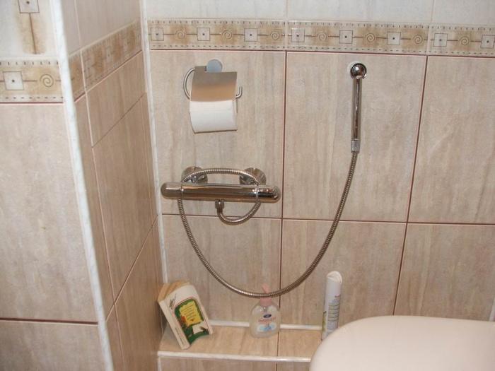 гигиенический душ как выбрать