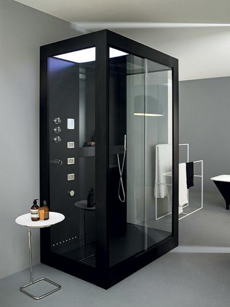 Ин�е��е� ванной комна�� � д��евой кабиной