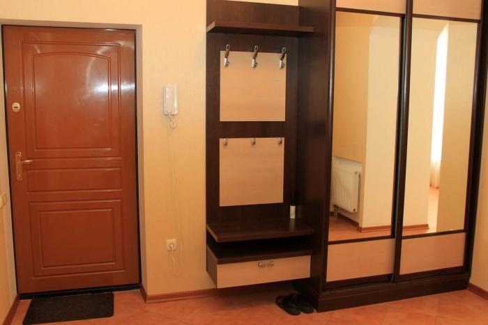 шкаф-купе маленький в прихожую фото