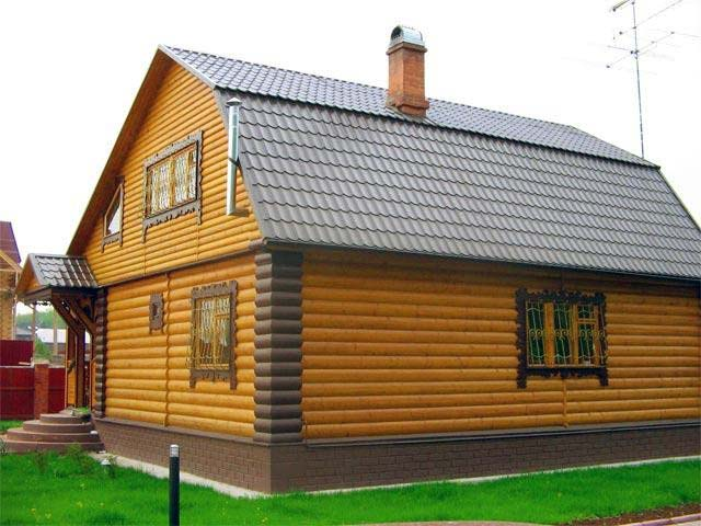 Гранитная крошка для отделки фасадов