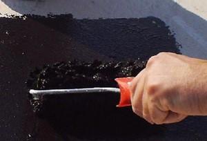 Для гидроизоляции кессона жидкая резина