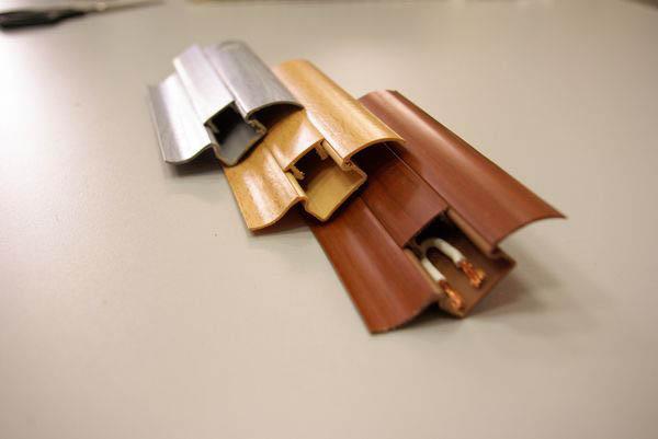 Установка пластиковых плинтусов: сравнительный обзор 3-х вариантов крепления